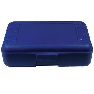 Pencil Box Blue