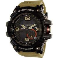Casio Men's G-Shock  Beige Resin Japanese Quartz Sport Watch