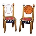 Guidecraft Playoffs Extra Chairs Set of 2 - Thumbnail 0