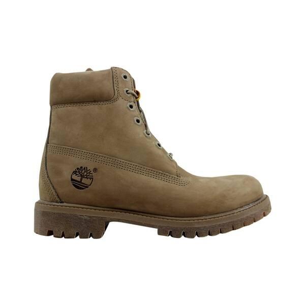 d5fcf45a9a4 Shop Timberland 6 Inch Premium Boot Tan Mono Men's TB0A1779 Size 7.5 ...