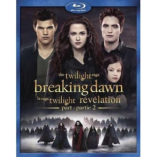 Twilight Saga: Breaking Dawn - Part 2 - Blu-ray Disc
