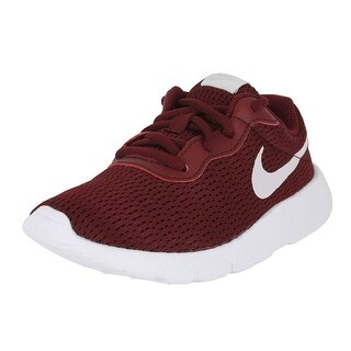 Nike Kids Tanjun (Ps) Team Red Vast Grey White (1 Little Kid M, Team Red Vast Grey White)