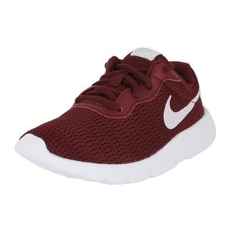 Nike Kids Tanjun (Ps) Team Red Vast Grey White (2.5 M Us Little Kid, Team Red Vast Grey White)