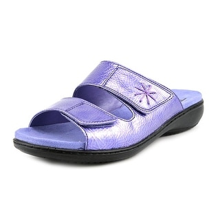Trotters Tami Women Open Toe Synthetic Slides Sandal