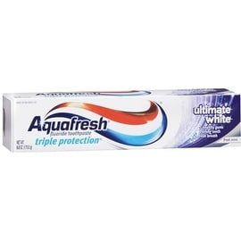Aquafresh Ultimate White Toothpaste 6 oz