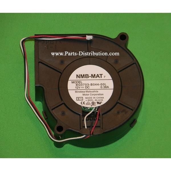 Epson Projector Intake Fan: PowerLite 1222, EX3220, EX5220, EX5230, EX6220