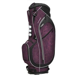 New Ogio Women's Duchess Cart Bag (Merlot) - Merlot