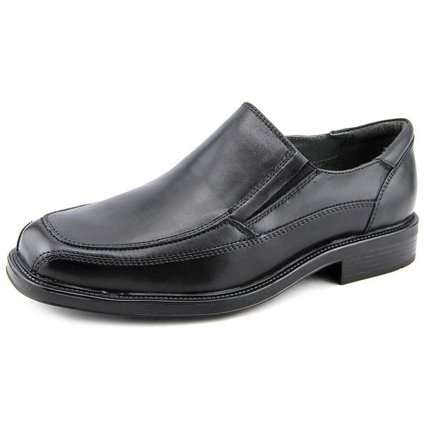 Dockers Proposal Men Apron Toe Leather Black Loafer