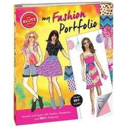 - My Fashion Portfolio Book Kit