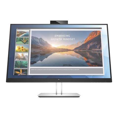 "HP E24d 1080p 24"" IPS Monitor,Black(Used-Good)"