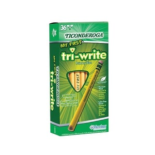 My First Tri Write 36Ct Pencils