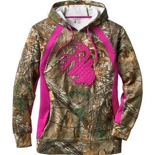 Legendary Whitetails Ladies Signature Series II Hoodie - realtree xtra