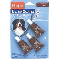 Hartz 60Lb Hug F&T Drops