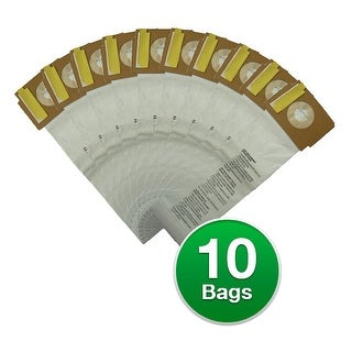 Replacement Vacuum Bag for Sanitaire 63262A Vacuum Bag (2-Pack)