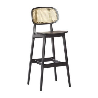 Link to Brazil Barstool with Cane Back Similar Items in Dining Room & Bar Furniture