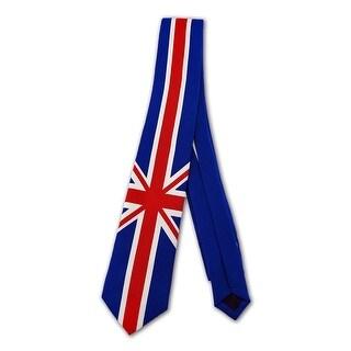 British Union Jack Flag Necktie England UK