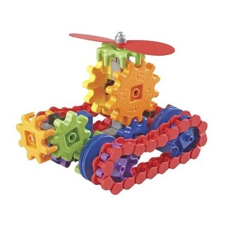 Learning Resources 1595876 Gears Machines in Motion - Set of 112