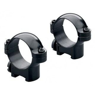 Leupold 54231 leupold 54231 rimfire 11mm ringmts med black