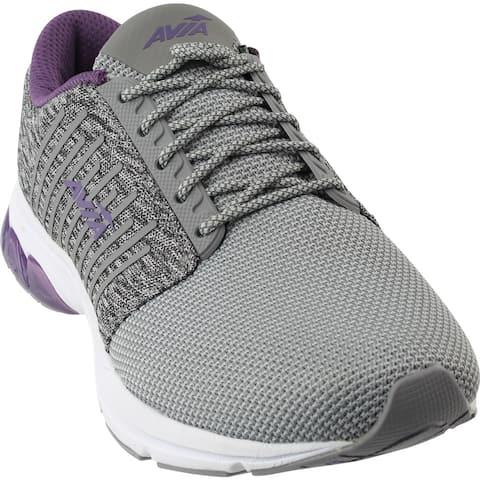 64b239edbbba Avia Womens Zeal Athletic   Sneakers