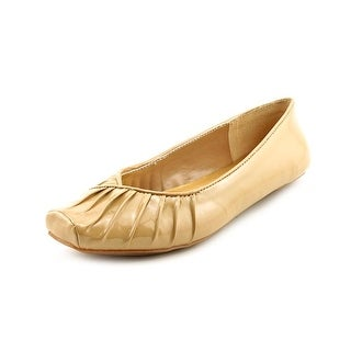 Jessica Simpson Emmly Square Toe Synthetic Flats