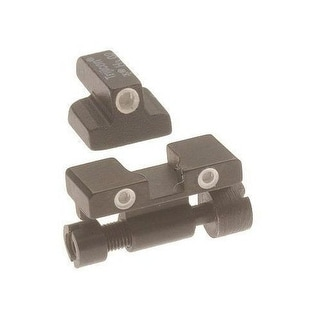 Smith and Wesson Trijicon .45mm or 10mm Adjustable 3 Dot Night Sight Set