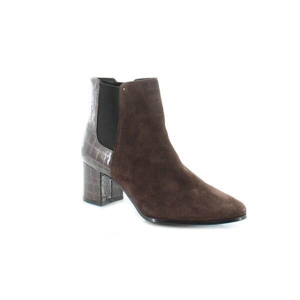 Calvin Klein Felda Women's Boots Brown