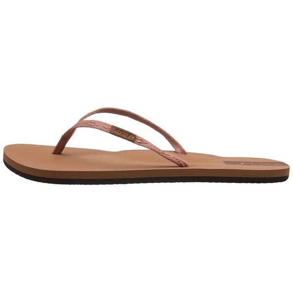 Reef Womens Slim Ginger Open Toe Casual