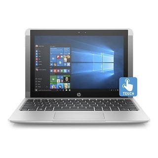 "Refurbished - HP 10-P020NR 10.1"" Touch Laptop Intel Atom X5-Z8350 1.44GHz 2GB 32GB eMMC Win10"