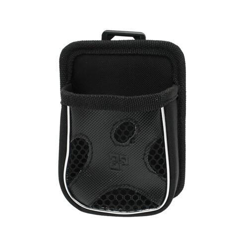 Unique Bargains Unique Bargains Car Interior Black Mobile Phone Pouch Holder Bag w Suction Cup