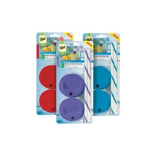 Ball 1440015011 Sip and Straw Lids