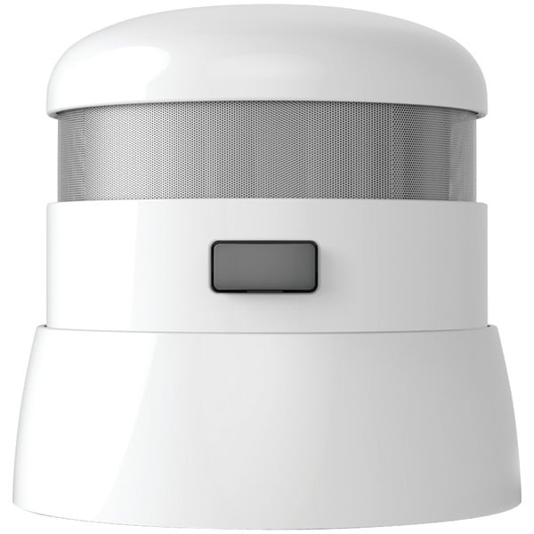 First Alert P1010 Atom Micro-Photoelectric Smoke Alarm With 10-Year Sealed Battery