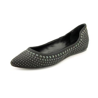 BCBGeneration Taloola   Pointed Toe Canvas  Flats