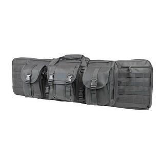 Ncstar cvdc2946u-42 ncstar cvdc2946u-42 vism double carbine case/urban gray/42 in