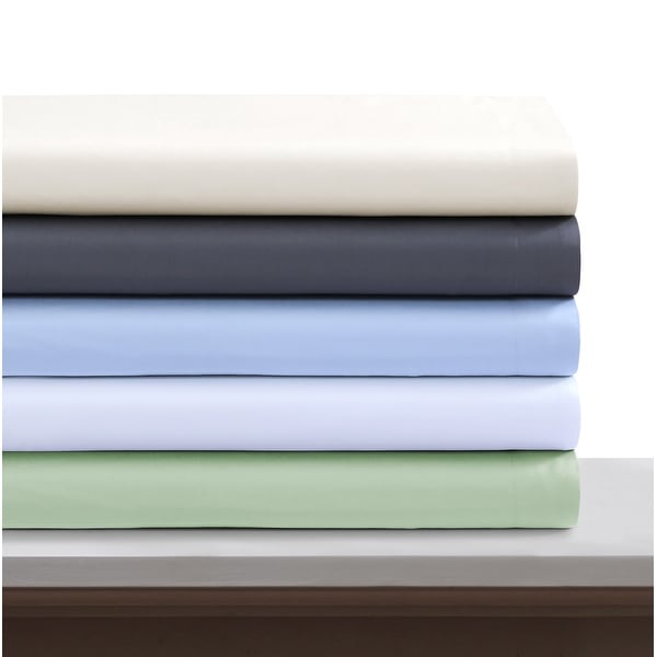 Rayon from Bamboo 300 Thread Count Oversized Duvet Cover Set. Opens flyout.
