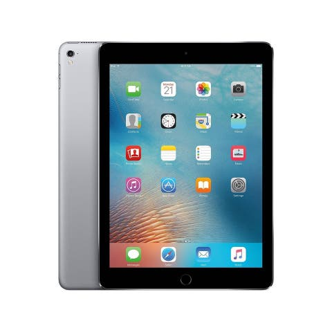 "(Refurbished) 9.7"" Apple iPad Pro 256GB WiFi Space Gray"