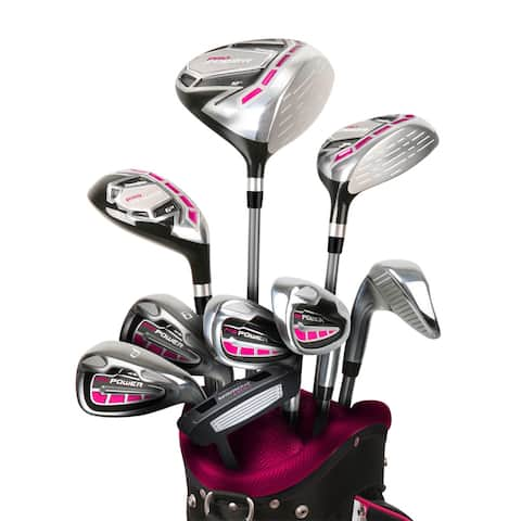 2017 Powerbilt Pro Power Women's RH Petite Set