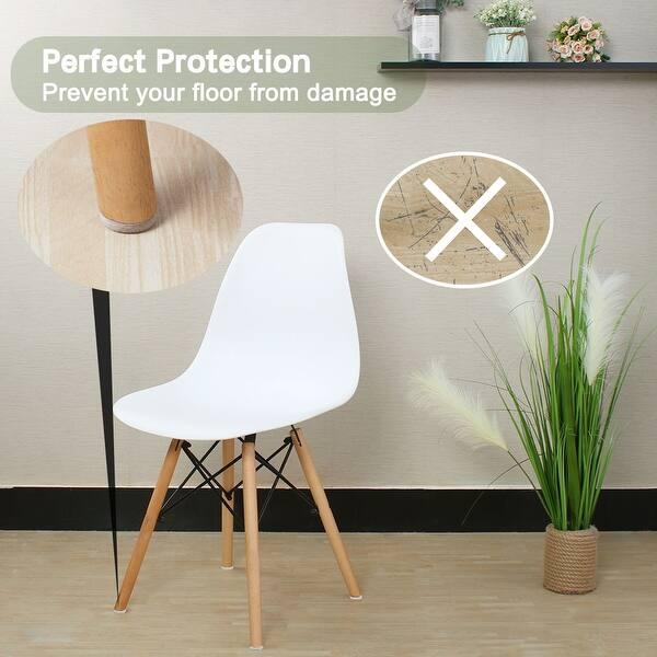 Self Stick Anti Scratch Chair Floor