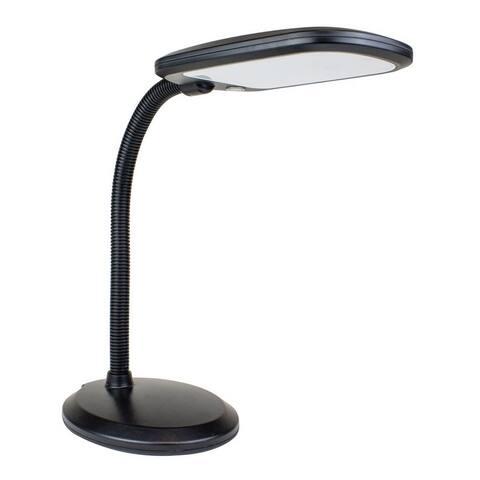 "Newhouse Lighting NHDK-EO-BK Eos Desk Lamp, Black, 13"" H"