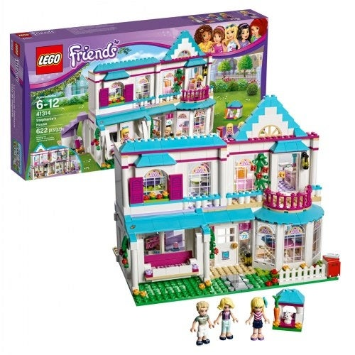 LEGO(R) Friends Stephanie's House (41314)