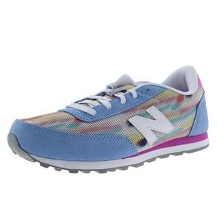 New Balance Girls State Fair Mesh Running Shoes