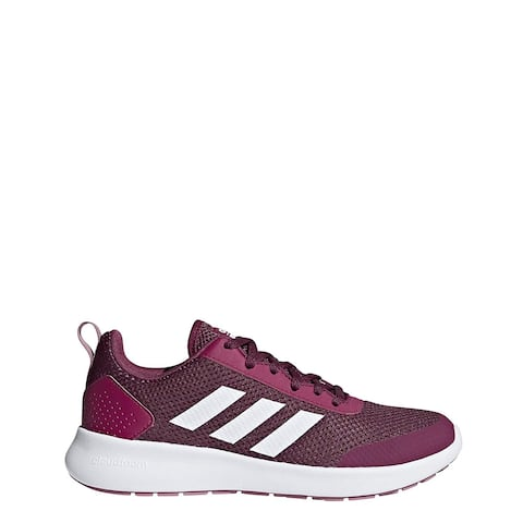 f29fa7e929bbb Adidas Womens Element Refresh Low Top Lace Up Running Sneaker