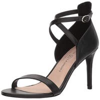 Chinese Laundry Women's Sabrie Heeled Sandal, Black, Size 10.0 - 10