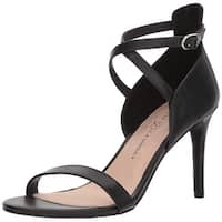 Chinese Laundry Women's Sabrie Heeled Sandal, Black, Size 8.0 - 8