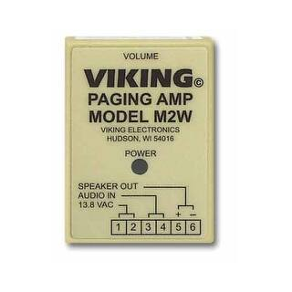 Viking Electronics M2W Paging Products For Electronic Key Phones|https://ak1.ostkcdn.com/images/products/is/images/direct/ef0e2c5e7f955cb331dbd66f8b25f8076256f3ee/Viking-Electronics-M2W-Paging-Products.jpg?impolicy=medium