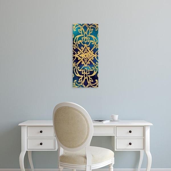 Easy Art Prints Jess Aiken's 'Little Jewels VII' Premium Canvas Art