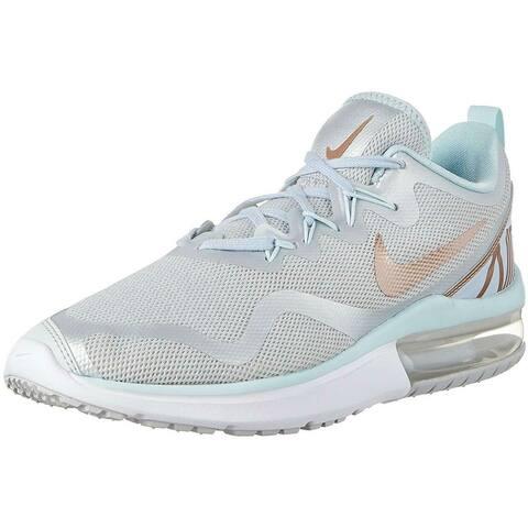 Nike Mens Air Max Fury Low Top Lace Up Running Sneaker