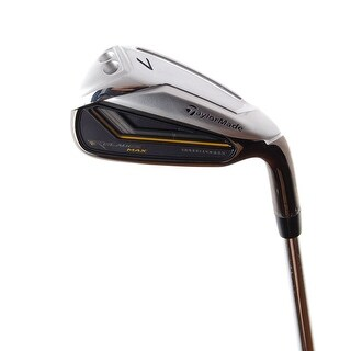 New TaylorMade RocketBladez Max 7-Iron FST Uniflex Steel RH