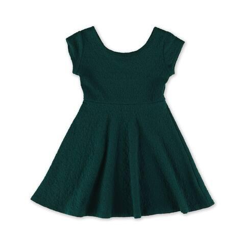 Aeropostale Girls Crepe Shift Dress