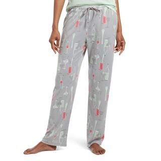 Hue Sleepwear Women's Streaky Cocktail PJ Pajama Pants