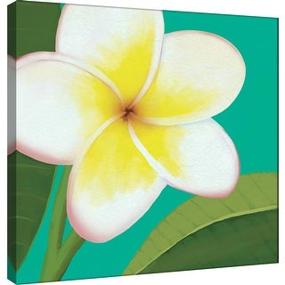 "PTM Images 9-100066  PTM Canvas Collection 12"" x 12"" - ""Flower Art 5"" Giclee Flowers Art Print on Canvas"